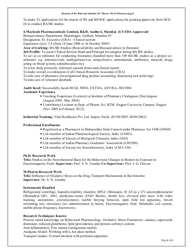 Sle Resume For Sap End User Writing An Apa Paper On