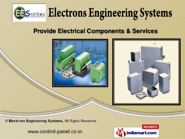 Provide Electrical Components & Services
