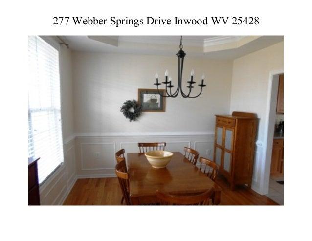 277 Webber Springs Drive Inwood Wv 25428