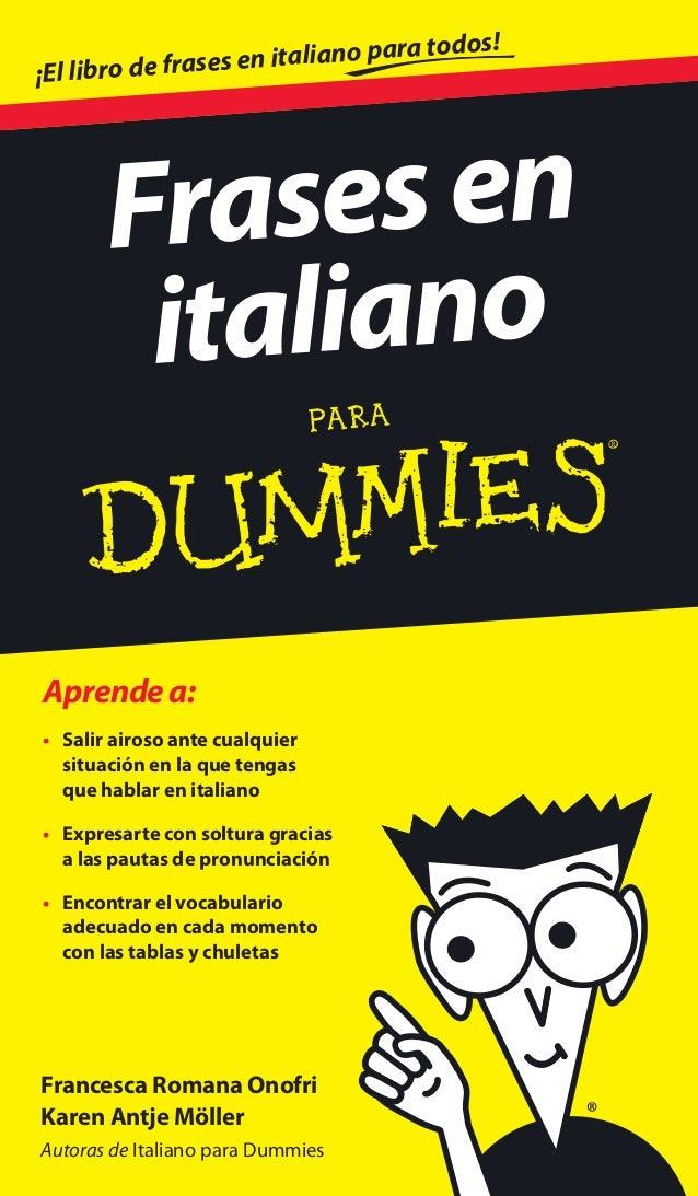 27923 frases en italiano para dummies (1)