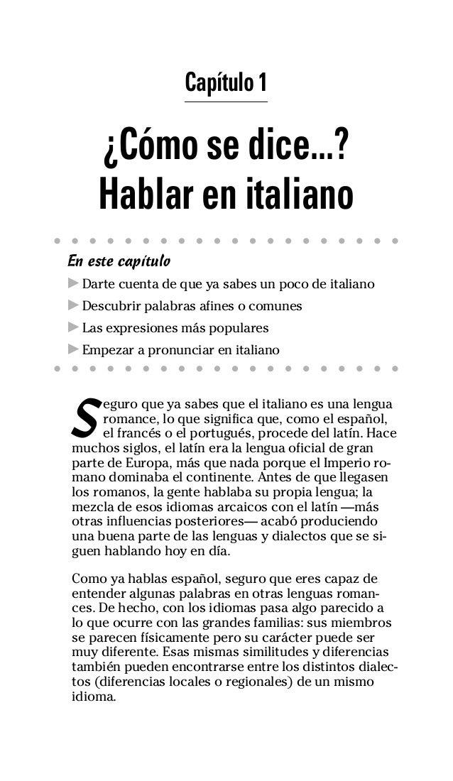 27923 Frases En Italiano Para Dummies 1