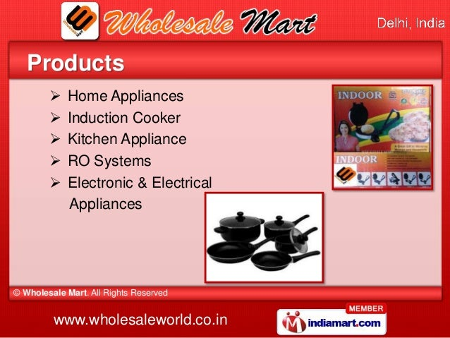 Fmcg Products By Wholesale Mart New Delhi