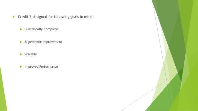 XPDS16:  Scope and Performance of Credit-2 Scheduler. - Anshul Makkar, Ctirix Systems UK Ltd. Slide 2