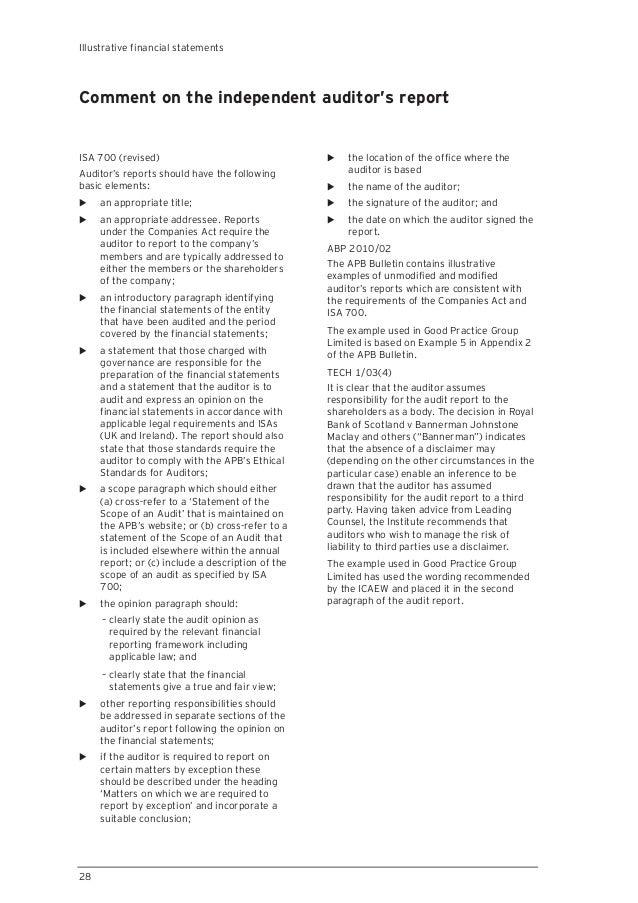 EYFRS102illustrativefinancialstatements – Examples of Financial Reports