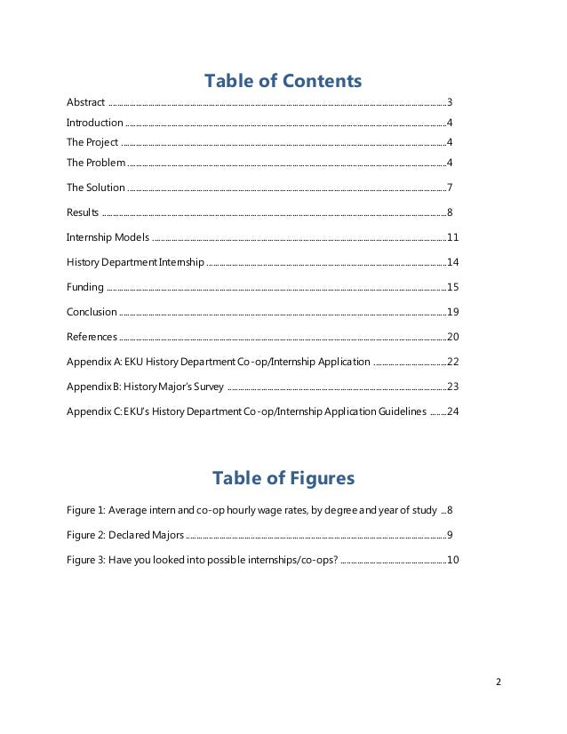 Doc Internship Proposal Example Internship Project Proposal – Internship Proposal Example