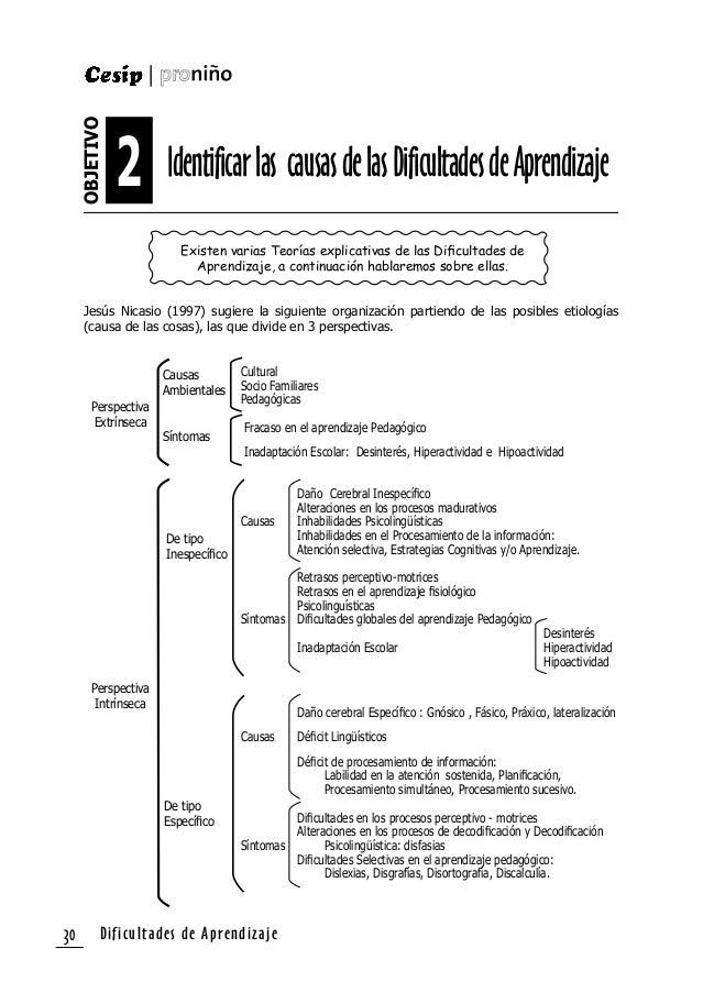 Dificultades de Aprendizaje 31 El proceso de Aprendizaje es un proceso activo en el cual se presentan cuatro etapas: a) En...