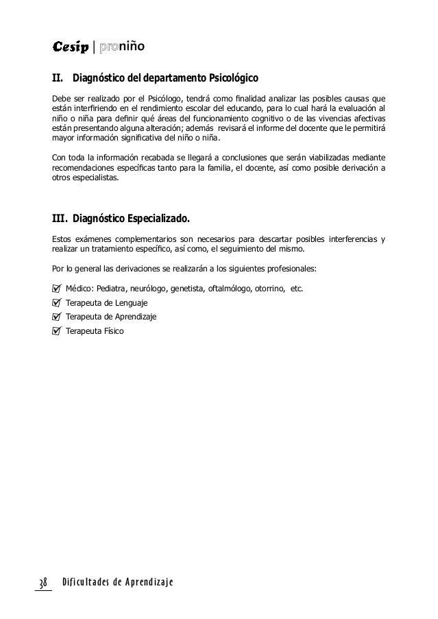 Dificultades de Aprendizaje 39 Resumen La investigación y el programa para mejorar la Composición Escrita (CE) y la preven...