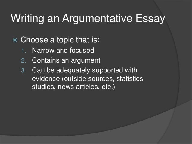 30 argumentative topics Are you looking for some help with your homework learn more about the process of writing a winning argumentative essay and explore 101 best topics ever.