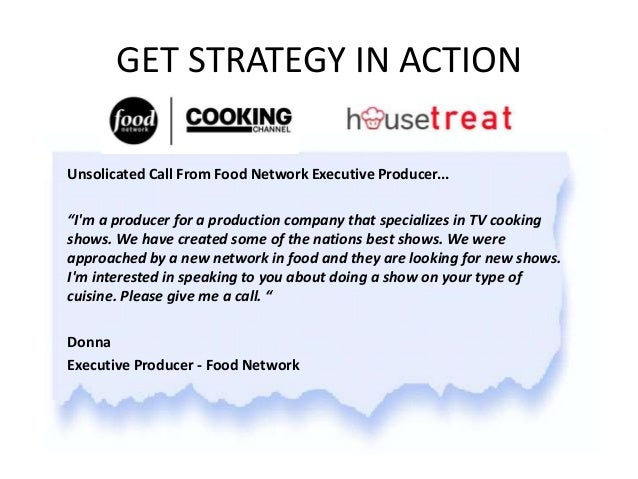 GET STRATEGY IN ACTION Unsolicated