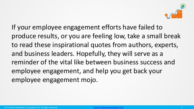 60 Inspiring Employee Engagement Quotes Mesmerizing Employee Engagement Quotes Clipart