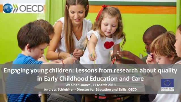 Early Childhood Education And Care Ecec >> Engaging Young Children Lessons From Research About Quality In Early