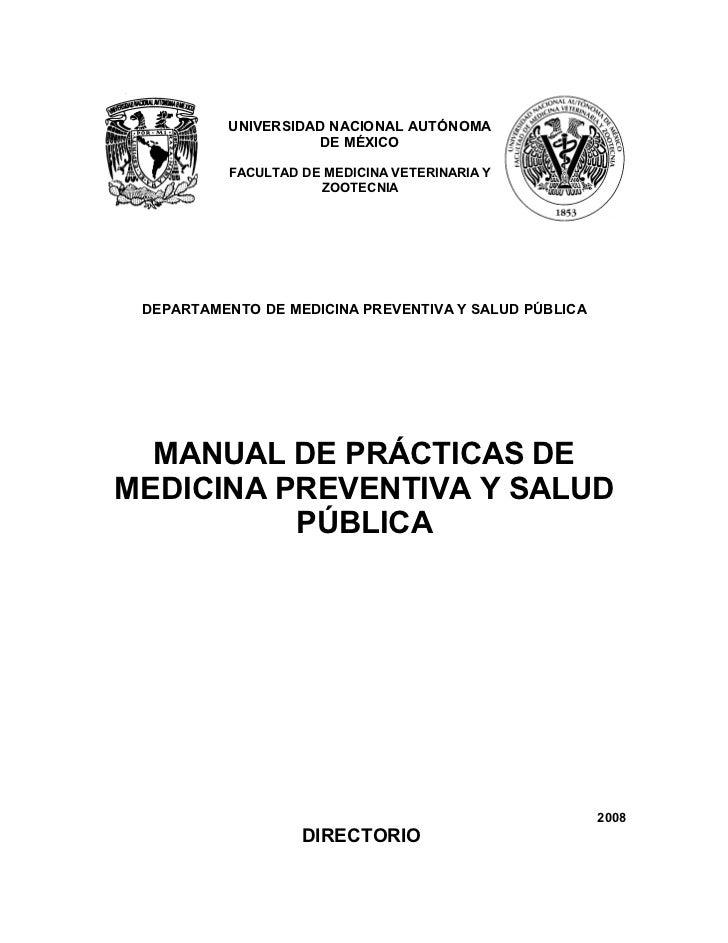 UNIVERSIDAD NACIONAL AUTÓNOMA                     DE MÉXICO          FACULTAD DE MEDICINA VETERINARIA Y                   ...
