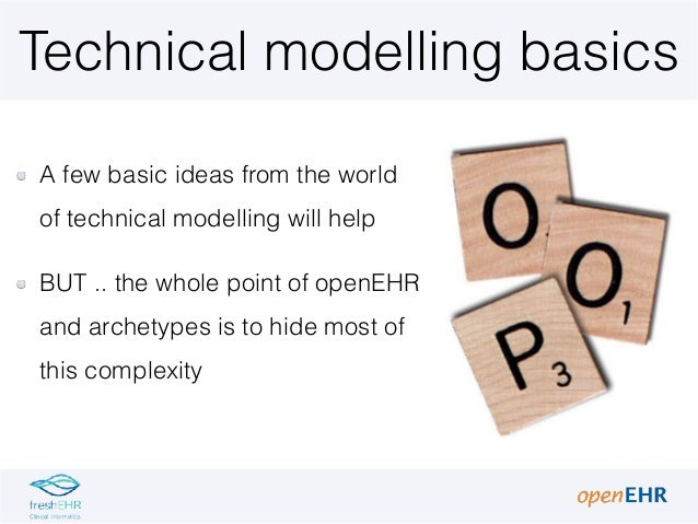 2 7 open_ehr rm reference model overview Slide 3