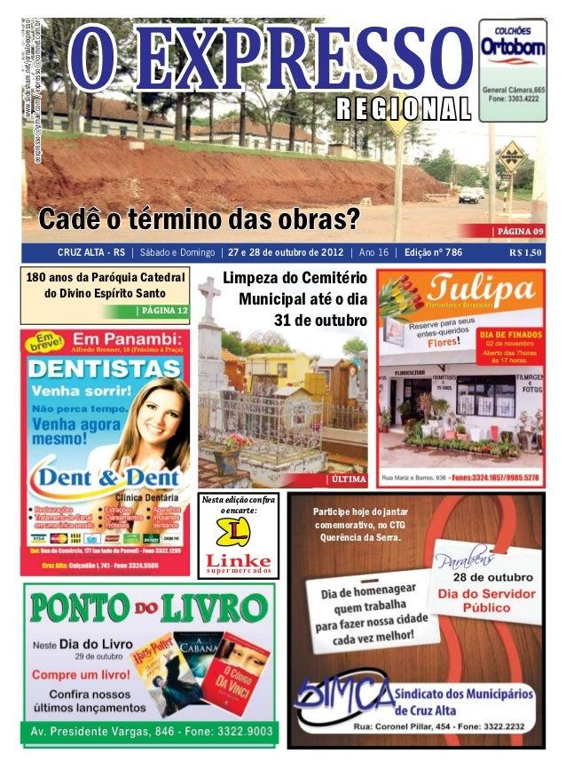 o expresso             www.slideshare.net/jornaloexpressooexpresso@gmail.com / expresso@comnet.com.br                     ...