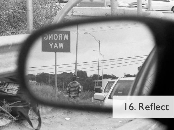 16. Reflect