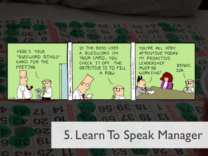 5. Learn To Speak Manager