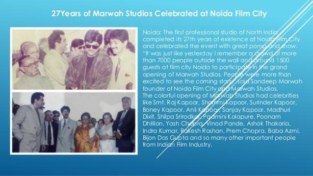 27 Years Of Marwah Studios Celebrated At Noida Film City