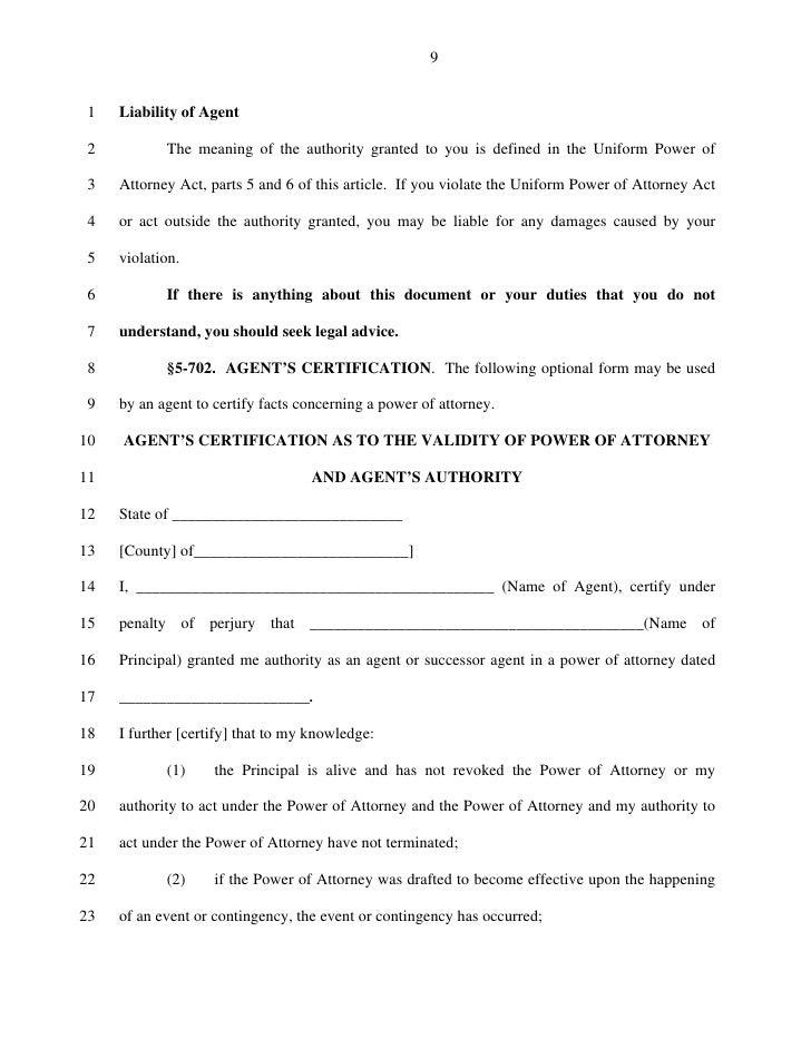 Virginia Uniform Power Of Attorney Act Form on uniform release form, uniform acknowledgment form, uniform contract form, uniform appraisal form, uniform power supply,