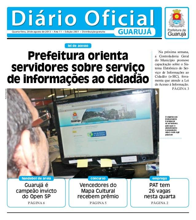 Guarujá é campeão invicto do Open SP Página 6 handebol de areia PAT tem 26 vagas nesta quarta Página 2 emprego Vencedores ...