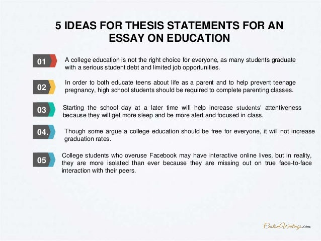 Pollution Essay In English  Essay On Education Find More Topics At Customwritingscom  College Confidential Sat Essay also Cultural Diversity Essay Topics Complete Guide On How To Write An Education Essay Persuasive Essay Titles