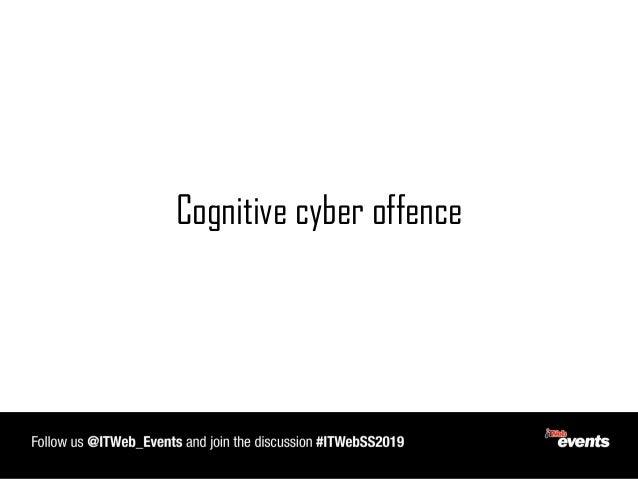 Pukhraj Singh - Keynote - ITWeb Security Summit-2019, Johannesburg, South Africa Slide 2