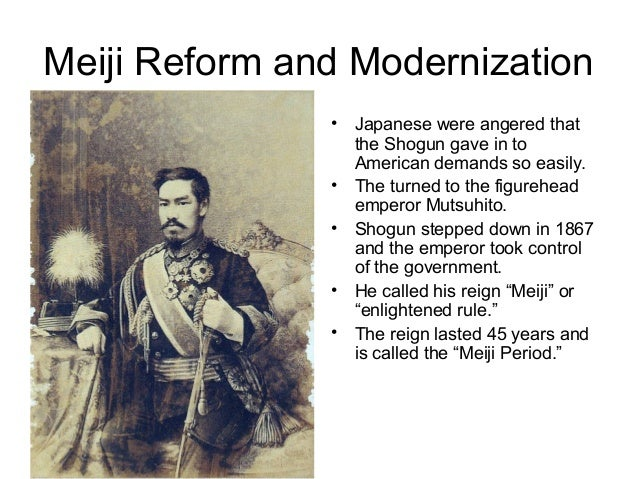 japans western modernization The complex dynamics of this rapid modernization—both its benefits and costs—are often overlooked in a crowded curriculum, but it is an important story, paralleling the story of the costs and benefits of modernization in the western nations that preceded japan in this process.