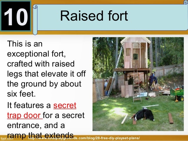 Diy Kids Fort Plans. Ana White Treehouse Bunk Bed Diy Projects Then Backyard Fort Ideas Blueprints Html on
