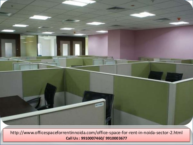 2800 sq ft  furnished office (9910007460) space in sector 2
