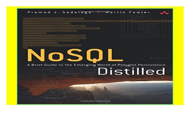 Nosql Distilled Ebook