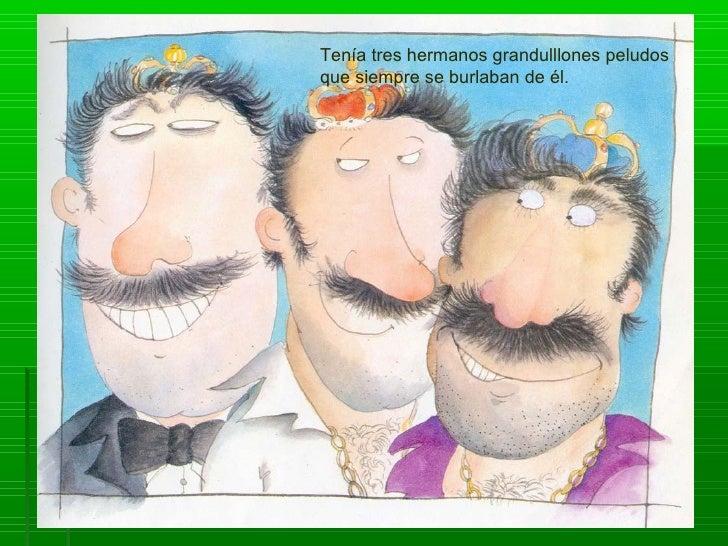 El Príncipe Ceniciento - CUENTO Slide 3