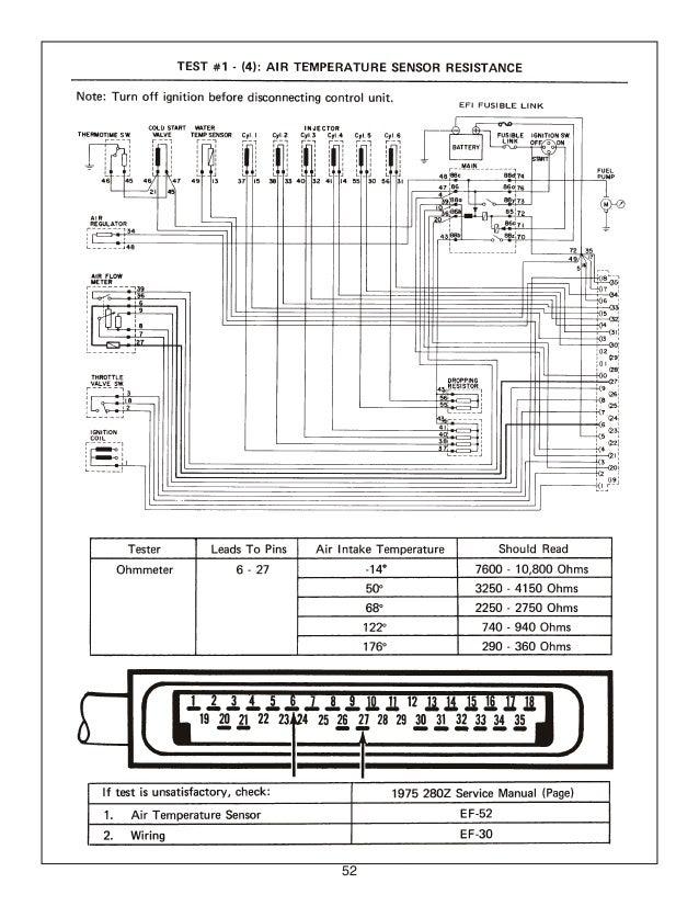 1973 nissan 240z wiring diagram