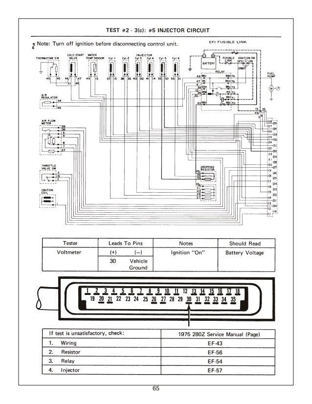 Groß 73 240z Schaltplan Bilder - Elektrische ...