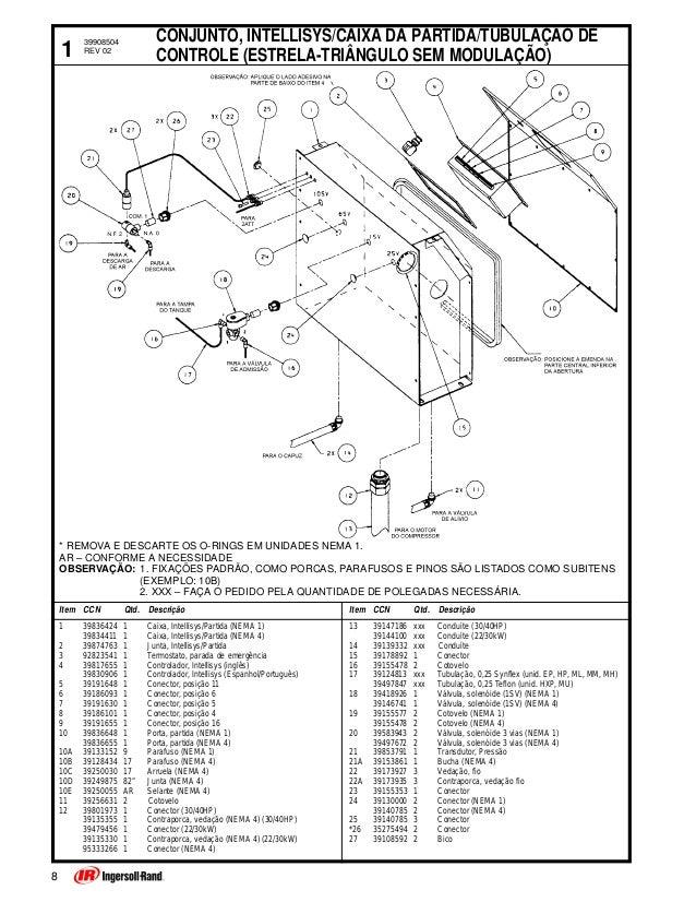 281818818 apdd-750-lista-de-pecas-ep-hp-hxp-30-40-se