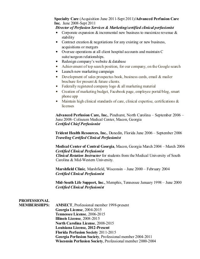 Trident Health Resources Inc U S Employment The Economy And Pinterest My  Design For A Marine Biology  Marine Corps Resume