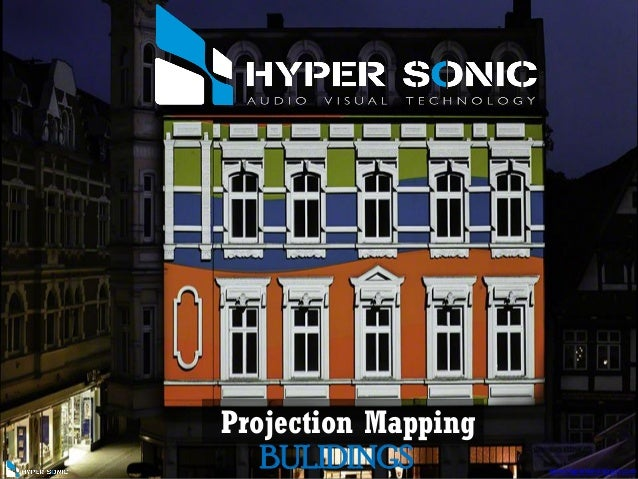 www.hypersonicegypt.com BULIDINGS Projection Mapping