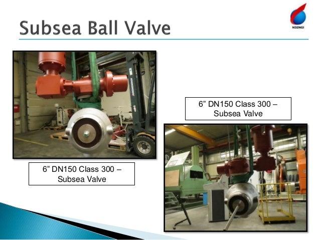 "6"" DN150 Class 300 – Subsea Valve 6"" DN150 Class 300 – Subsea Valve"