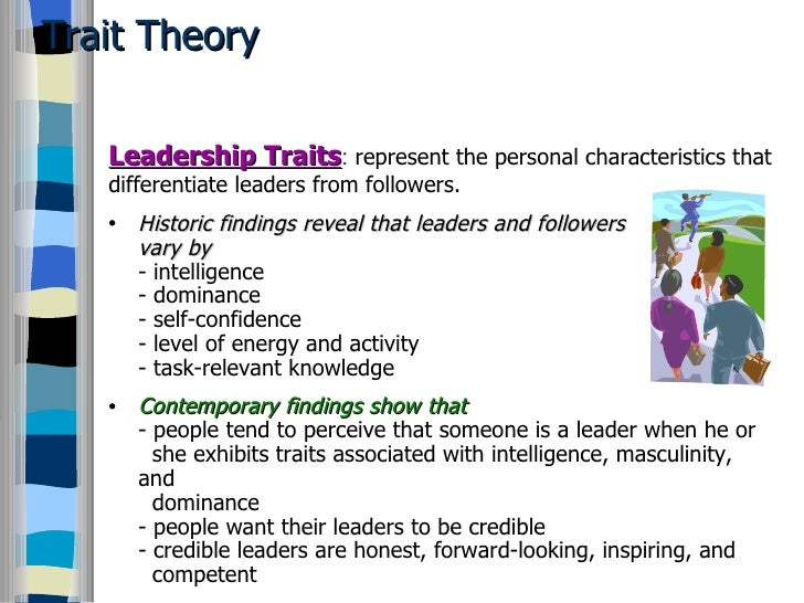 leadership style characteristics articles