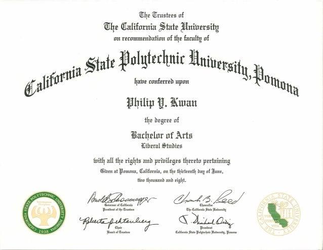 06 13 08 Bachelor Of Arts Degree Liberal Studies Pdf