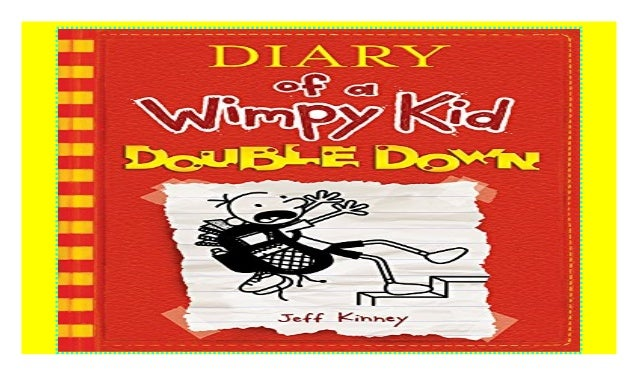 Diary Of A Wimpy Kid Double Down Read P D F