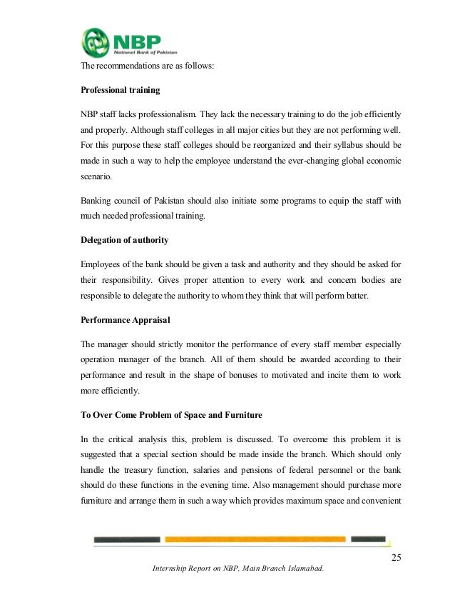 national bank general banking intern report Andrew adolph international banking intern at huntington national bank  general bachelor of business  international banking intern at huntington national bank.