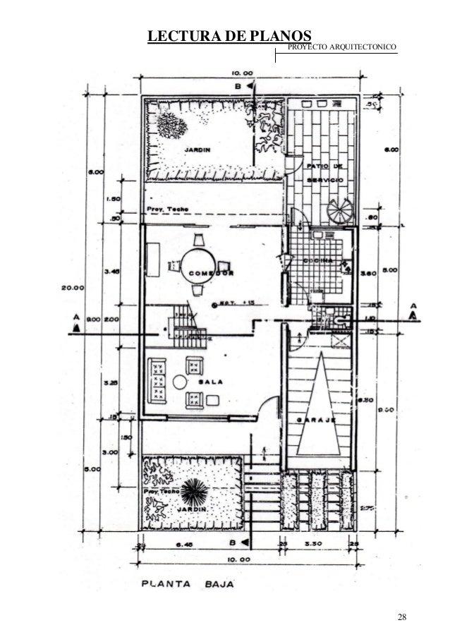 287500348 lectura de planos for Cocina plano arquitectonico