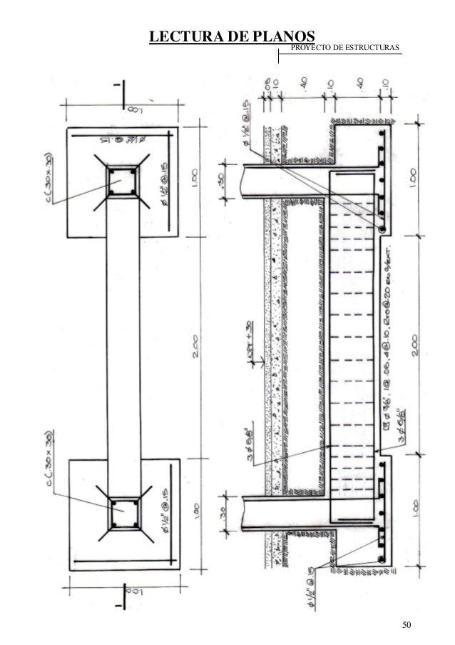 287500348 lectura de planos for Planos estructurales pdf