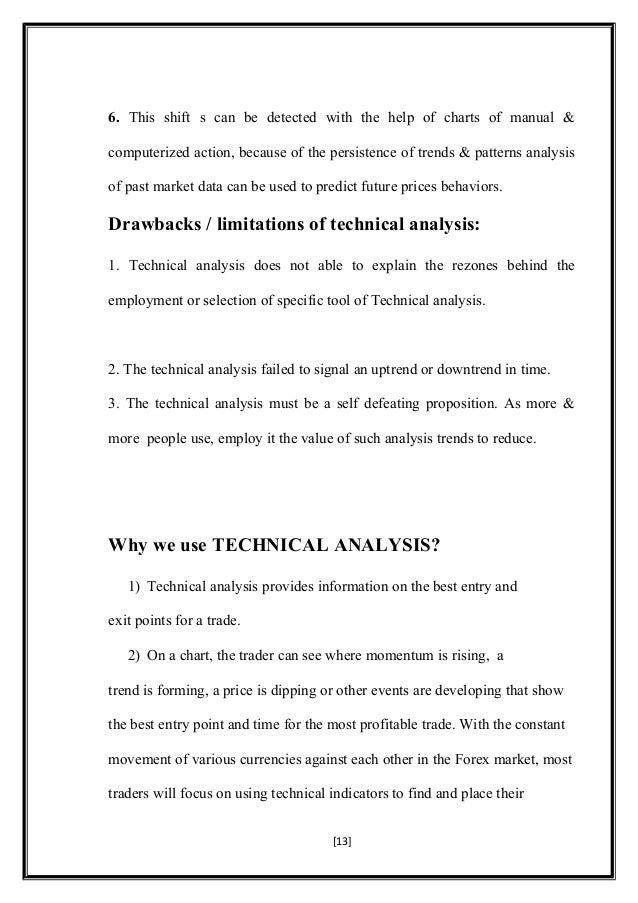 28810141 project report on technical analysis 12 13 6 altavistaventures Choice Image
