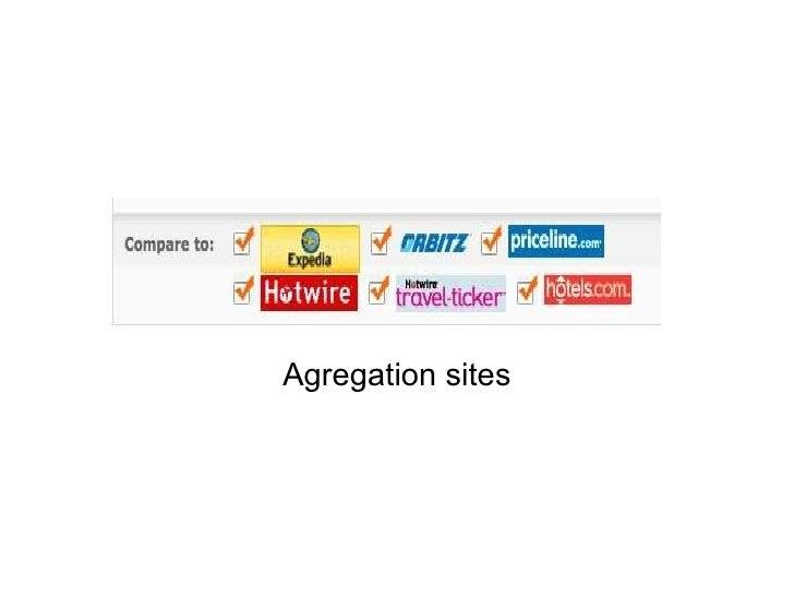 Agregation sites