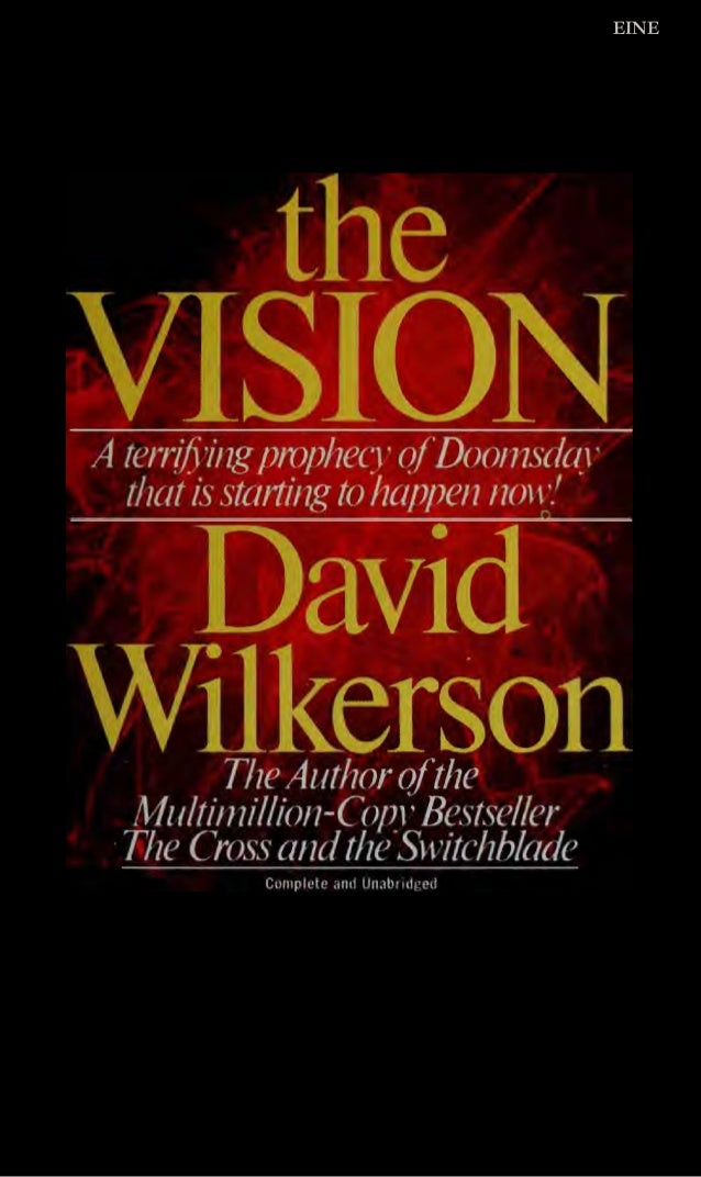 Wilkerson book vision david the