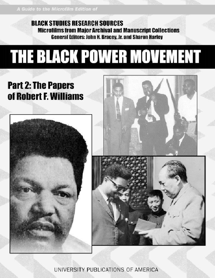 """Cover: (Left) Robert F. Williams; (Upper right) from left: Edward S. """"Pete"""" Williams, Robert F. Williams,John Herman Willi..."""