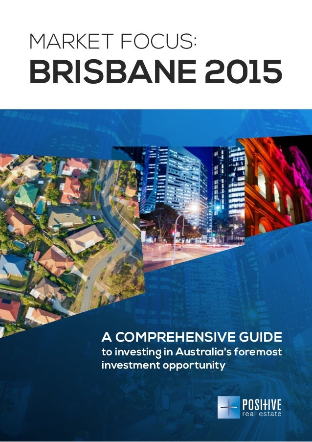 to investing in Australia's foremost investment opportunity A COMPREHENSIVE GUIDE
