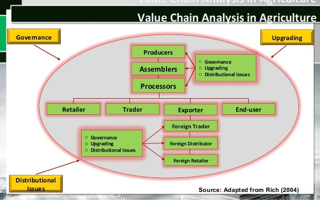 commodity chain analysis of nike shoes