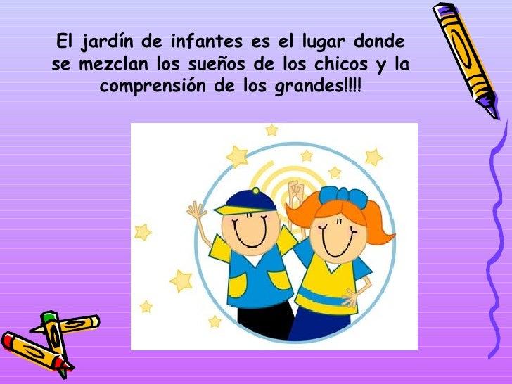 28 de mayo dia de los jardines de for Amapola jardin de infantes