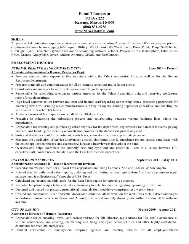 pt resume resume ideas